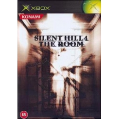 SILENT HILL 4 THE ROOM per xBox Usato