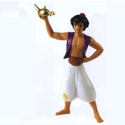 ALADDIN ACTION FIGURE 11 CM DISNEY BULLYLAND