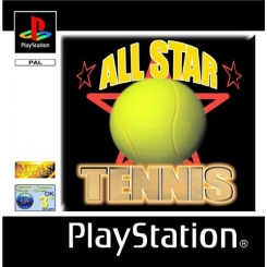 ALL STAR TENNIS PER PS1 NUOVO