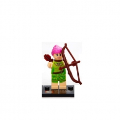 ARCIERE STILE LEGO DI CLASH OF CLANS