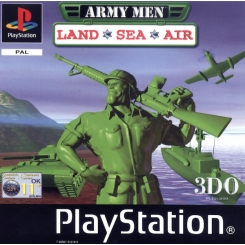 ARMY MEN LAND, SEA , AIR - NO MANUALE