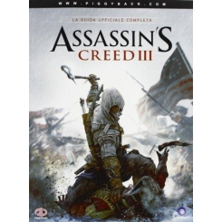 ASSASSIN'S CREED III GUIDA STRATEGICA UFFICIALE IN ITALIANO