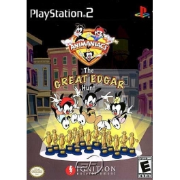 Animaniacs The Great Edgar Hunt per Ps2 Usato