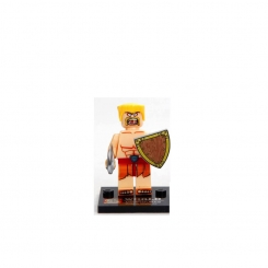 BARBARO VERS.2 STILE LEGO DI CLASH OF CLANS
