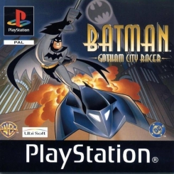 BATMAN GOTHAM CITY RACER PER PS1 USATO -