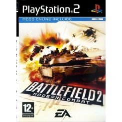 BATTLEFIELD 2 BAD COMPANY per Ps2 Nuovo
