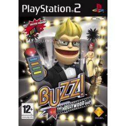 BUZZ The Hollywood Quiz per Ps2
