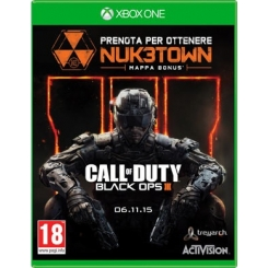 CALL OF DUTY: BLACK OPS 3 PER XBOX ONE NUOVO