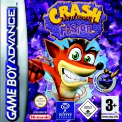 CRASH BANDICOOT FUSION PER GAMEBOY ADVANCE USATO