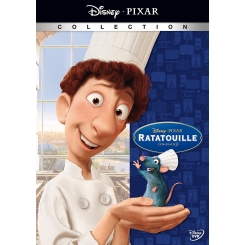 RATATOUILLE RA-TA-TUJ DVD DISNEY