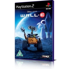 DISNEY PIXAR WALL E per Ps2 Nuovo