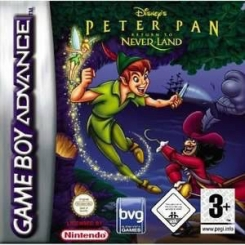 Disney's Peter Pan: Return to Never-Land Per Gameboy Advance Nuovo Da Negozio!