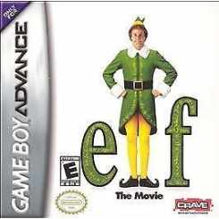 ELF THE MOVIE PER GAMEBOY ADVANCE NUOVO
