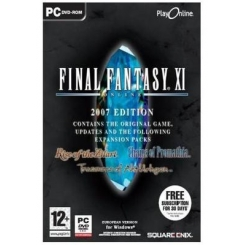 FINAL FANTASY XI ONLINE 2007 EDITION PER PC NUOVO