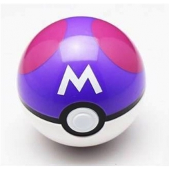 MASTER BALL SFERA DI POKEMON IN SCALA 1:1 - NON INCLUSA LA BASE IN LEGNO