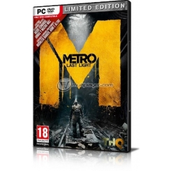METRO LAST LIGHT PER PC - NUOVO