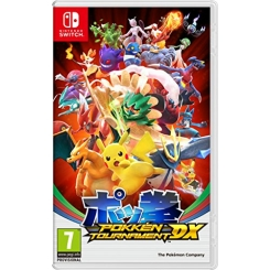 POKKEN TOURNAMENT DX PER NINTENDO SWITCH NUOVO - GIOCO MULTILINGUA