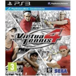VIRTUA TENNIS 4 PER PS3 USATO