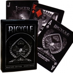 BICYCLE SHADOW MASTERS DECK - MAZZO DI CARTE