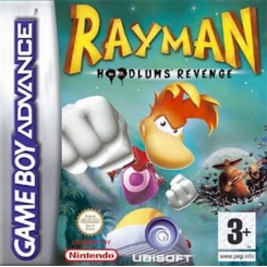 RAYMAN HOODLUMS REVENGE PER GAMEBOY ADVANCE USATO