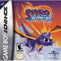 SPYRO SEASON OF ICE PER GAMEBOY ADVANCE USATO