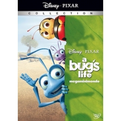 A BUG'S LIFE DVD DISNEY