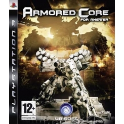 ARMORED CORE FOR ANSWER PER PS3 USATO COPERTINA STAMPATA
