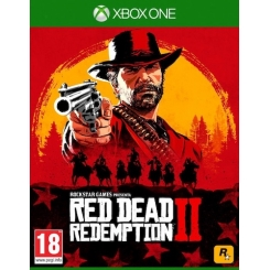 RED DEAD REDEMPTION II 2 PER XBOX ONE NUOVO