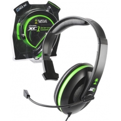 Cuffie TURTLE BEACH EAR FORCE XC 1 Per xBox 360/Pc/Ps4/xBox One Nuovo
