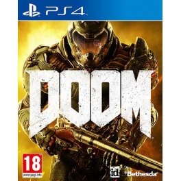 DOOM PER PS4 NUOVO