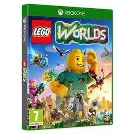 LEGO WORLDS PER XBOX ONE NUOVO