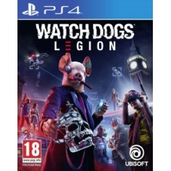 WATCH DOGS LEGION PER PS4 NUOVO