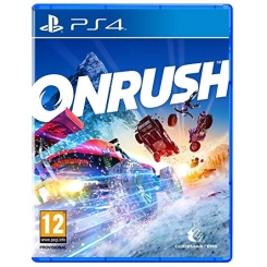 ON RUSH DAY ONE EDITION PER PS4 NUOVO