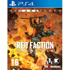 RED FACTION GUERRILLA PER PS4 NUOVO
