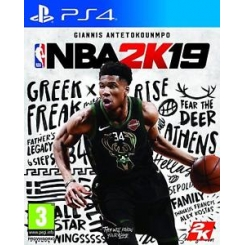 NBA 2K19 PER PS4 NUOVO