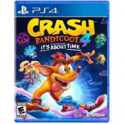 CRASH BANDICOOT 4 - IT´S ABOUT TIME PER PS4 NUOVO