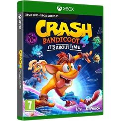 CRASH BANDICOOT 4 - IT'S ABOUT TIME PER XBOX ONE NUOVO
