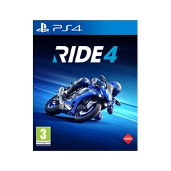 RIDE 4 PER PS4 NUOVO