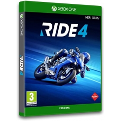 RIDE 4 PER XBOX ONE NUOVO