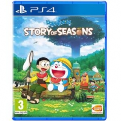 DORAEMON STORY OF SEASONS PER PS4 NUOVO