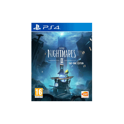 LITTLE NIGHTMARES 2 PER PS4 NUOVO