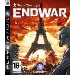 TOM CLANCY'S ENDWAR PS3 USATO