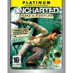 UNCHARTED DRAKE'S FORTUNE PER PS3 PLATINUM USATO
