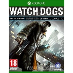 WATCH DOGS XBOX ONE NUOVO