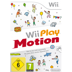 WII PLAY: MOTION  WII USATO