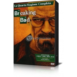 BREAKING BAD - LA QUARTA STAGIONE IN DVD