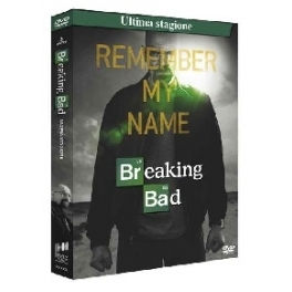 BREAKING BAD - ULTIMA STAGIONE IN DVD