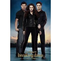 BREAKING DAWN PARTE 2 THE TWILIGHT SAGA POSTER 61X91CM
