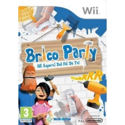 BRICO PARTY PER NINTENDO WII USATO