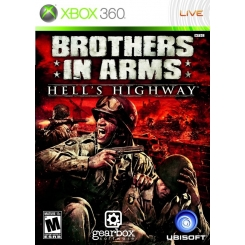 BROTHERS IN ARMS HELL'S HIGHWAY XBOX 360 USATO